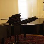 Onde colocar o piano?
