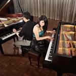 Dois pianos e piano a quatro mãos – o prazer compartilhado