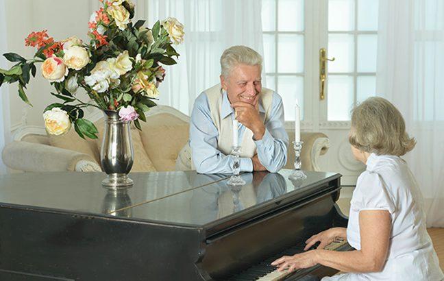 Idade para piano