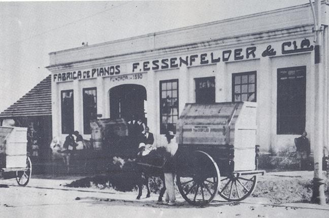 Fábrica de Pianos Essenfelder