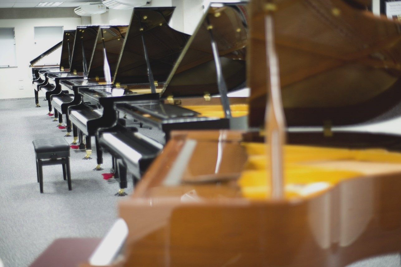 Fabrica de Pianos