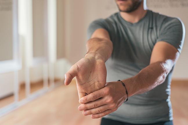 Evitando lesões por esforço repetitivo (Ler): Alongamento