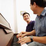 Adultos e o estudo de piano