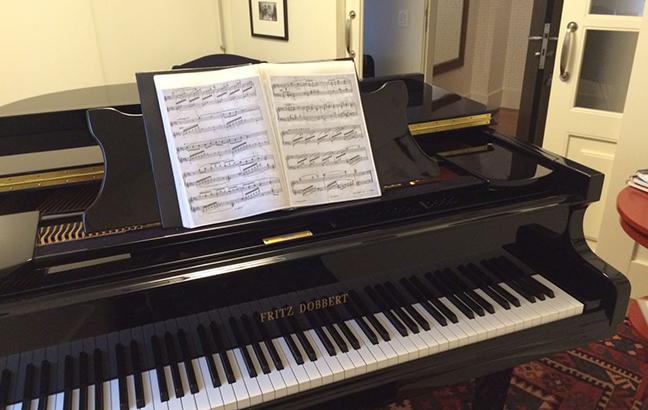 Não perca a prática no piano
