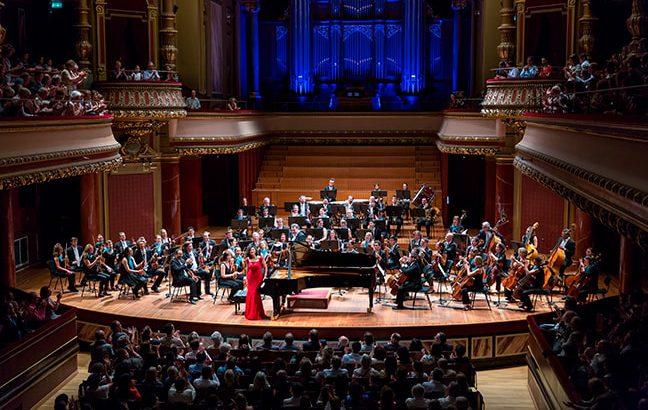 A estrutura do concerto para piano e os concertos mais conhecidos