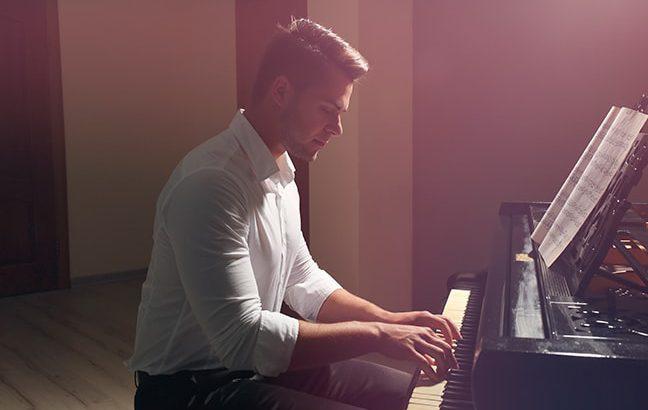 Postura do pianista
