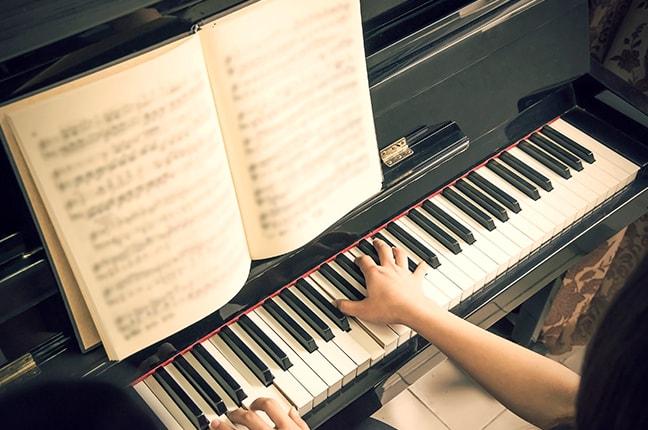 Ouvido versus leitura musical
