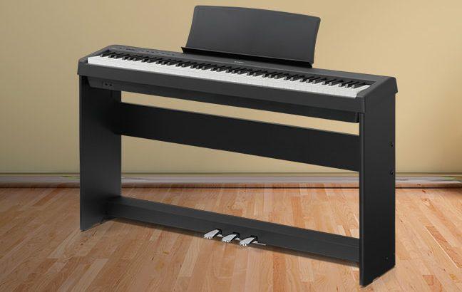 Afinação de Pianos Digitais