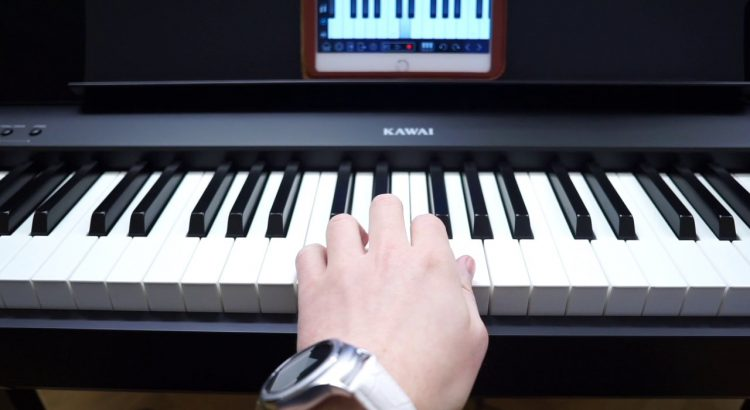 Piano digital Kawaii