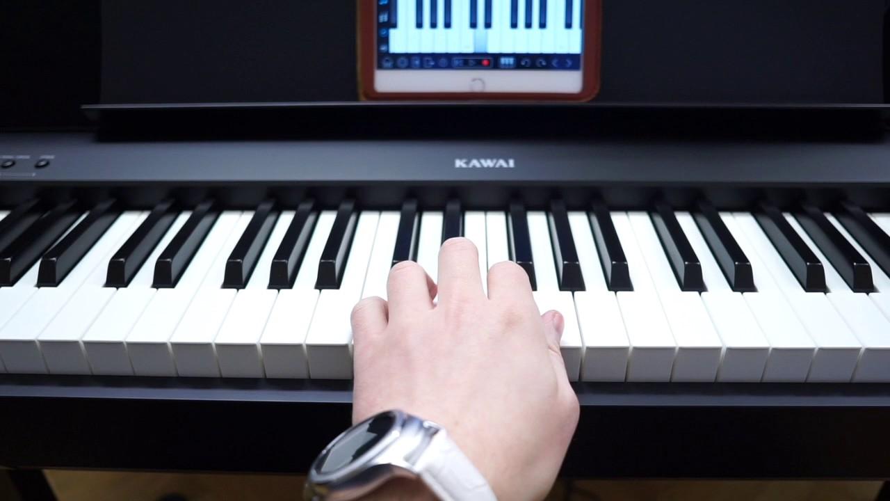Pianos digitais em estúdios: combinação de ótimos resultados