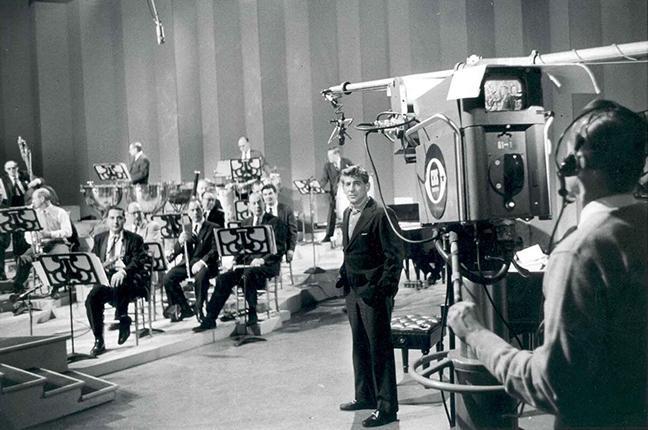 Bernstein e Produção