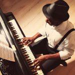 O piano ragtime