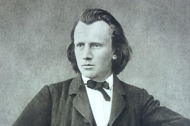 Historia de Johannes Brahms