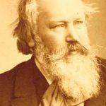 O romântico Johannes Brahms