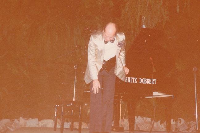 Pedrinho Mattar - 1982 - apresentação