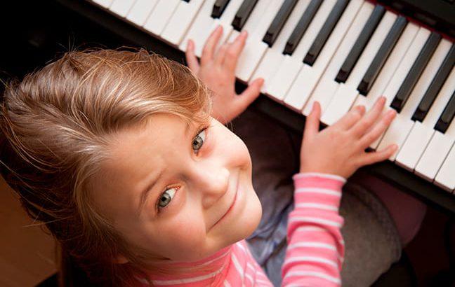 Piano Digital no Ensino