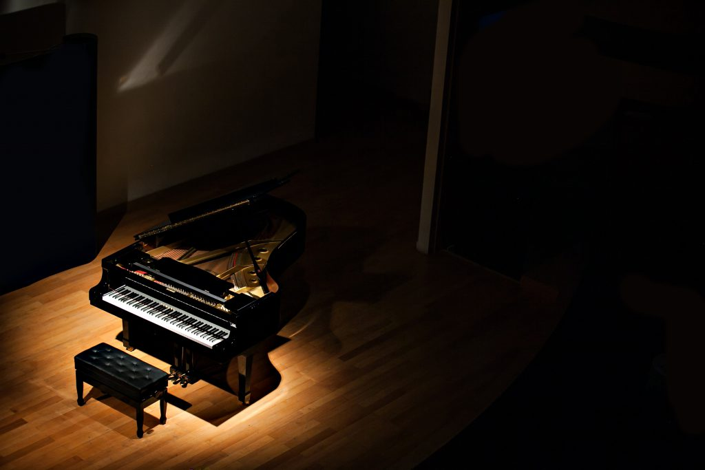 Concurso de Piano