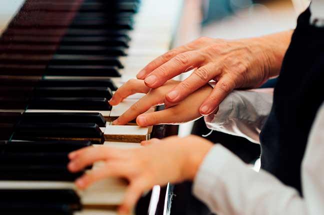 Improvisação Piano