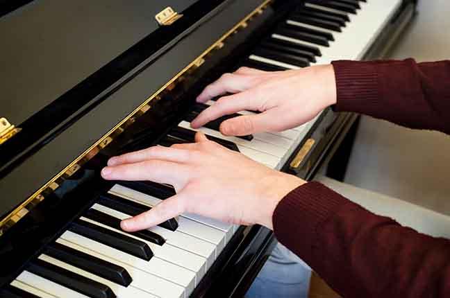 Estudo de Piano