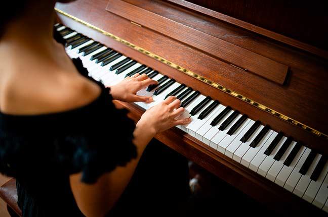 Técnicas de Piano