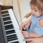 O piano e a musicalização infantil