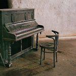 """O piano """"Honky-Tonk"""""""