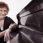 Clara Sverner, a versátil pianista