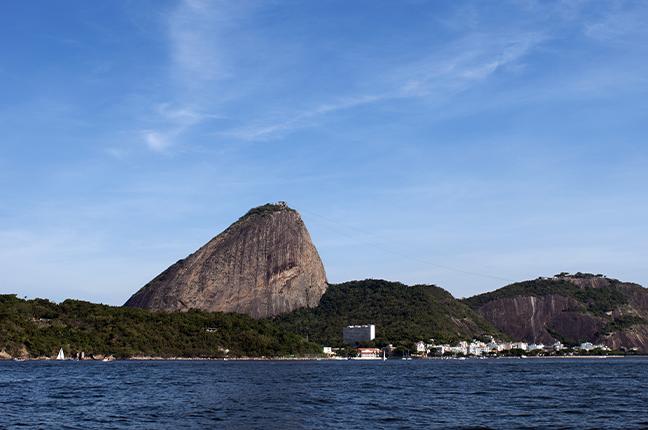 Pão de Açúcar no Rio de Janeiro