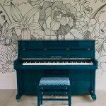 A moderna tendência dos pianos personalizados