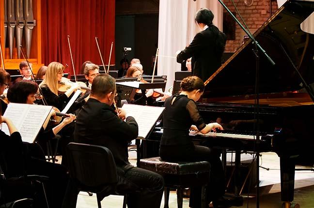 Lugansk Philharmonic Orchestra