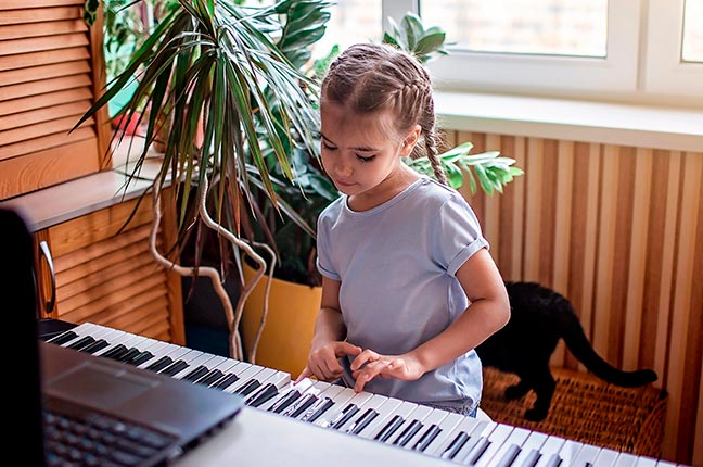 aula de piano online