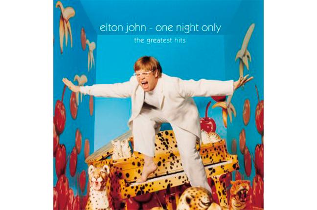 Elton John pianista do pop