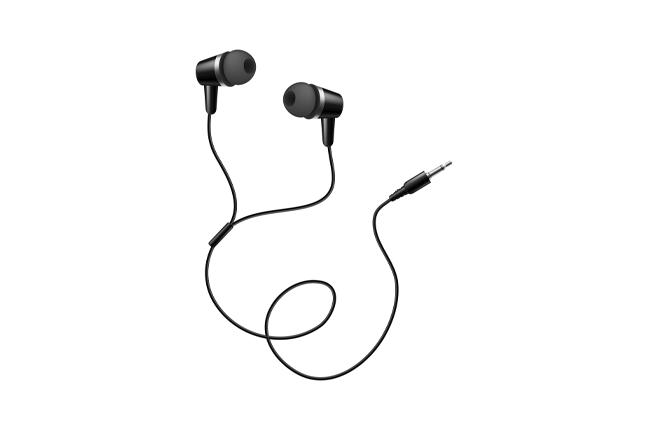 fone de ouvido do tipo intra-auricular