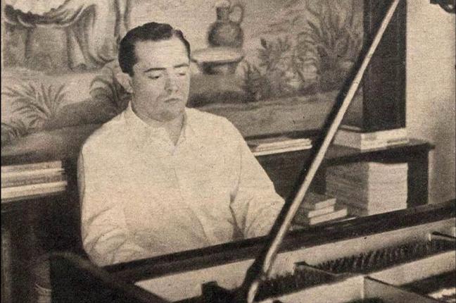 pianista Jacques Klein
