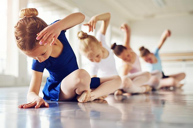 exercício corporal para educação musical