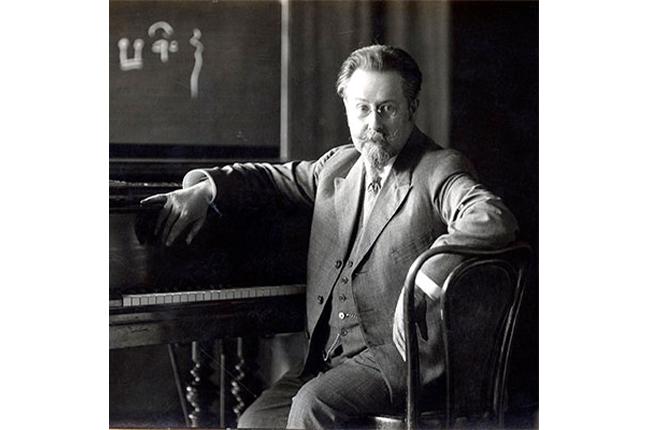 Emile Jacques Dalcroze