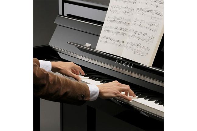 porta-partituras para piano Kawai